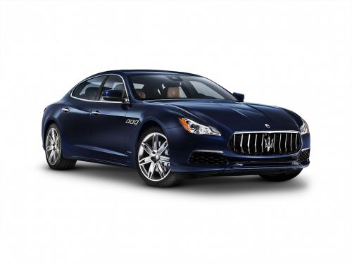 maserati quattroporte diesel saloon v6d 4dr auto - new model 2016 front three quarter