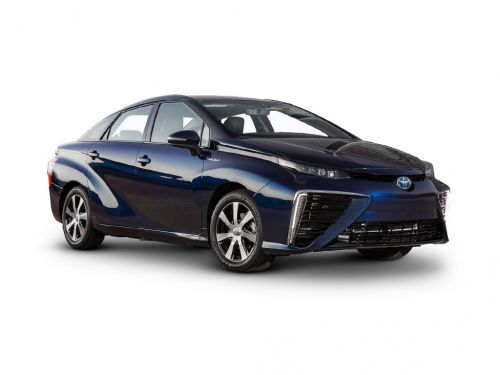 toyota mirai saloon hydrogen fuel cell 4dr cvt 2016 front three quarter