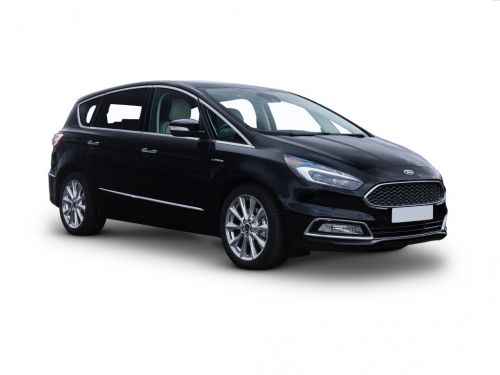 ford s-max vignale diesel estate 2.0 ecoblue 190 5dr auto 2018 front three quarter
