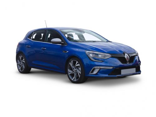 renault megane hatchback 1.3 tce play 5dr auto 2018 front three quarter