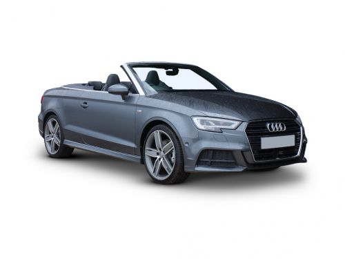 audi a3 cabriolet 35 tfsi s line 2dr 2018 front three quarter