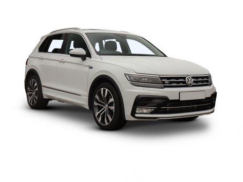 Lease the Volkswagen Tiguan Estate 1.4 TSi BMT 125 SE Nav 5dr | LeaseCar UK
