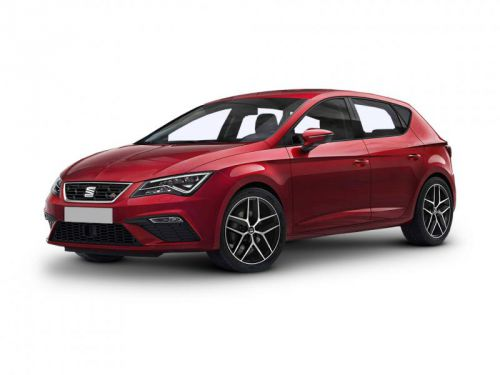 seat leon hatchback 1.4 tsi fr technology 5dr 2017 front three quarter