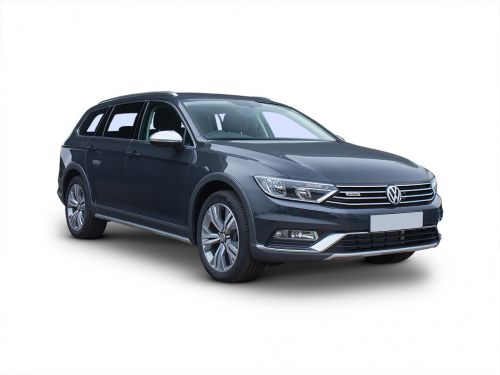 volkswagen passat alltrack diesel estate 2017 front three quarter