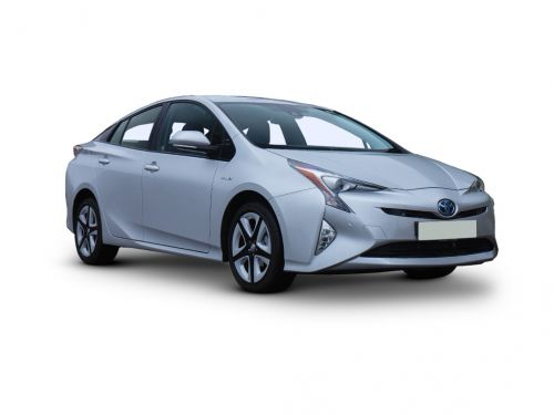 Toyota Prius Hatchback 2017 Front Three Quarter