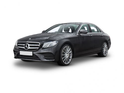 mercedes-benz e class diesel saloon e220d amg line night edition 4dr 9g-tronic 2019 front three quarter
