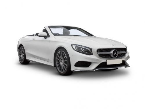 Lease the mercedes benz s class cabriolet s560 amg line for Mercedes benz convertible lease
