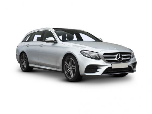 mercedes-benz e class diesel estate e300de amg line 5dr 9g-tronic 2019 front three quarter