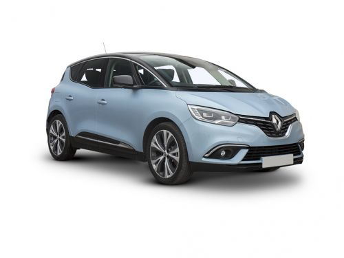 renault scenic diesel estate 1.7 blue dci 120 iconic 5dr 2018 front three quarter