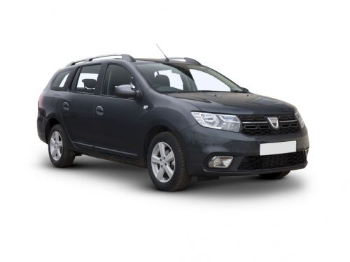 dacia logan mcv estate 1.0 sce essential 5dr 2018 front three quarter