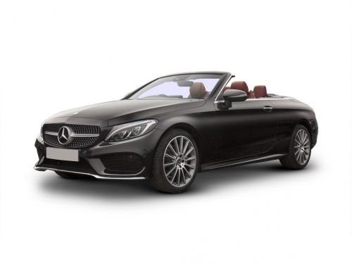 Mercedes Benz C Class Cabriolet Special Editions 2018 Front Three Quarter