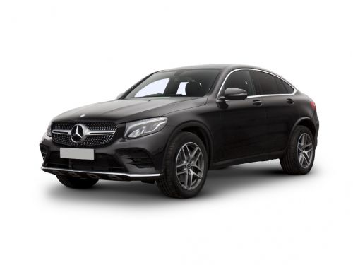 mercedes-benz glc coupe glc 250 4matic amg line premium 5dr 9g-tronic 2017 front three quarter
