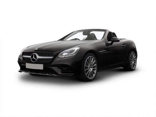 mercedes-benz slc diesel roadster slc 250d amg line 2dr 9g-tronic 2016 front three quarter