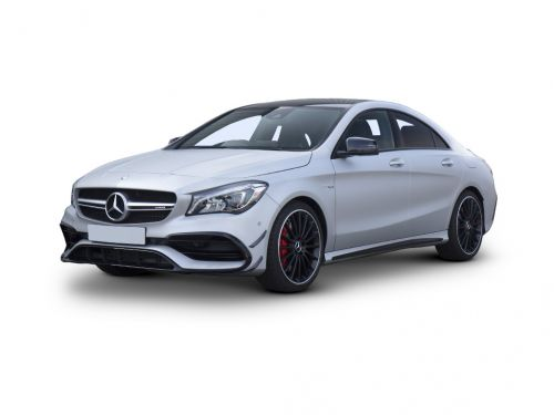 lease the mercedes benz cla class amg coupe special