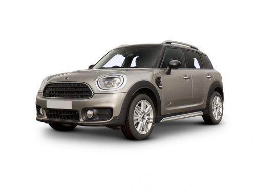 mini countryman diesel hatchback 2.0 cooper d 5dr [chili pack] 2017 front three quarter