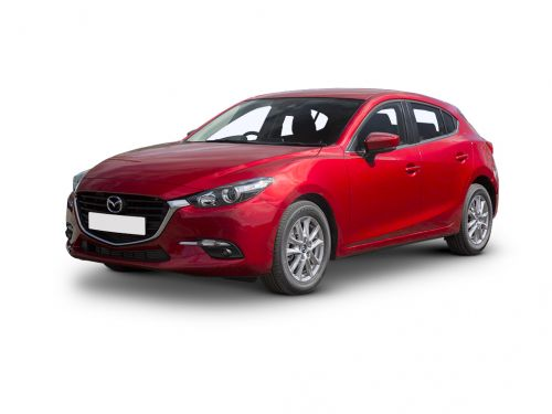 mazda mazda3 hatchback special edition 2018 front three quarter