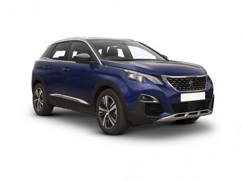 peugeot 3008 diesel estate 1.5 bluehdi gt line premium 5dr 2018 front three quarter