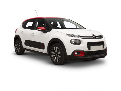 citroen c3 hatchback 1.2 puretech 82 flair 5dr 2016 front three quarter