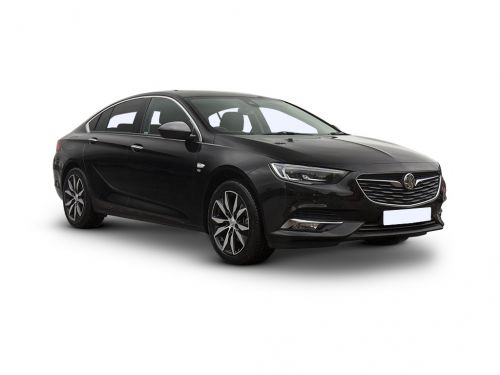 vauxhall insignia grand sport 1.5t design 5dr 2018 front three quarter