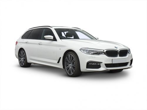 bmw 5 series diesel touring 520d m sport 5dr auto 2017 front three quarter