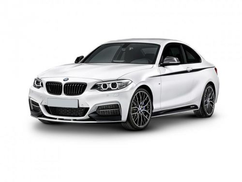 bmw 2 series diesel coupe 218d sport 2dr step auto [nav] 2017 front three quarter