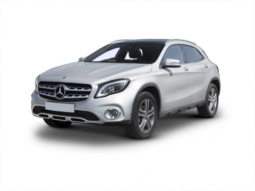 mercedes-benz gla class hatchback gla 200 amg line edition plus 5dr auto 2019 front three quarter