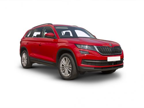 skoda kodiaq estate 1.5 tsi se 5dr 2018 front three quarter