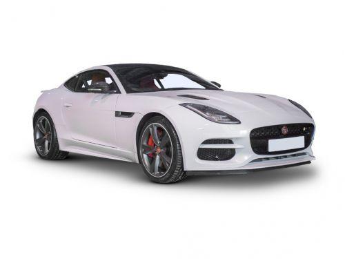 Jaguar f type coupe lease