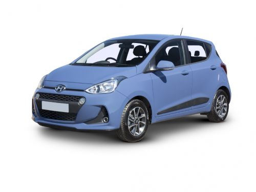 hyundai i10 hatchback 1.0 s 5dr 2017 front three quarter
