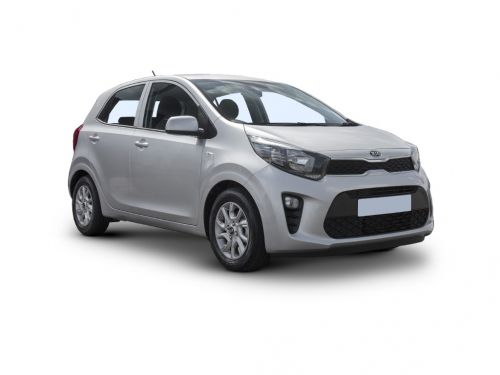 kia picanto hatchback 1.25 x-line s 5dr 2018 front three quarter