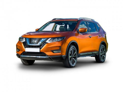 nissan x-trail diesel station wagon 1.6 dci n-connecta 5dr [7 seat] 2017 front three quarter