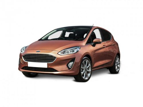 Leased Cars: Ford Fiesta Hatchback Lease & Contract Hire Deals