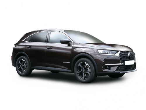 ds ds 7 diesel crossback hatchback 1.5 bluehdi elegance 5dr 2018 front three quarter
