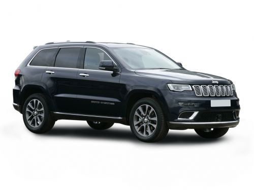 Jeep Grand Cherokee Sw Special Edition 3.0 Crd Night Eagle 5dr Auto 2018  Front Three Quarter