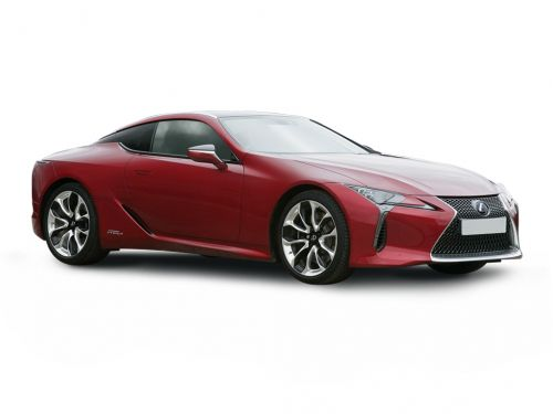 lexus lc coupe 500h 3.5 sport 2dr auto 2017 front three quarter