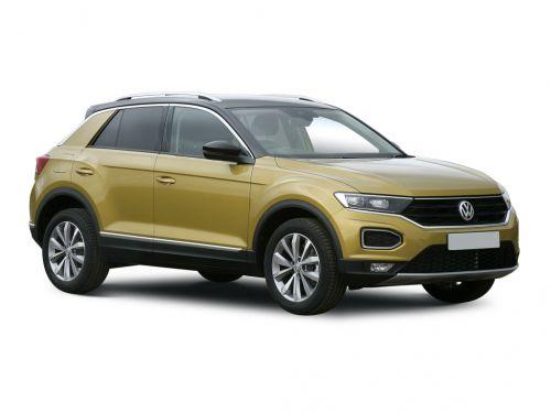 Vw Lease Deals >> Volkswagen T Roc Hatchback