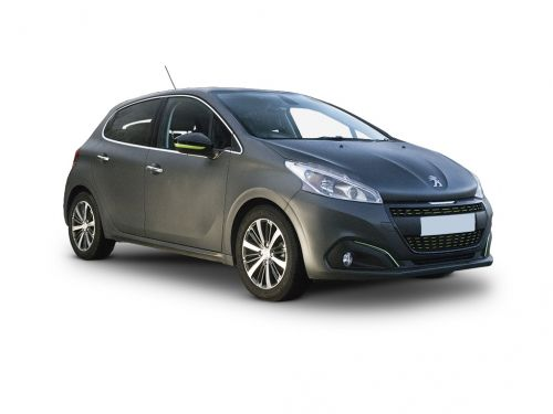 peugeot 208 hatchback 1.2 puretech 82  allure 5dr 2015 front three quarter
