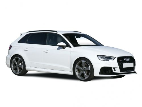 Lease the Audi RS 3 Sportback RS 3 TFSI 400 Quattro 5dr S