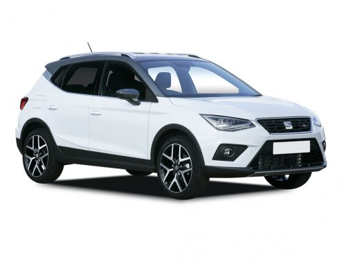 seat arona diesel hatchback 1.6 tdi 115 se technology lux 5dr 2018 front three quarter