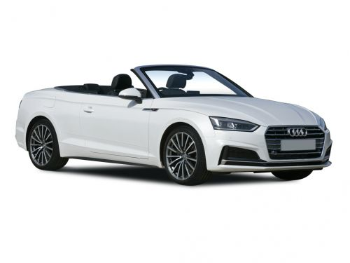 audi a5 cabriolet 40 tfsi sport 2dr s tronic 2018 front three quarter