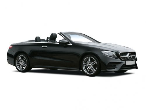 mercedes-benz e class cabriolet 2019 front three quarter