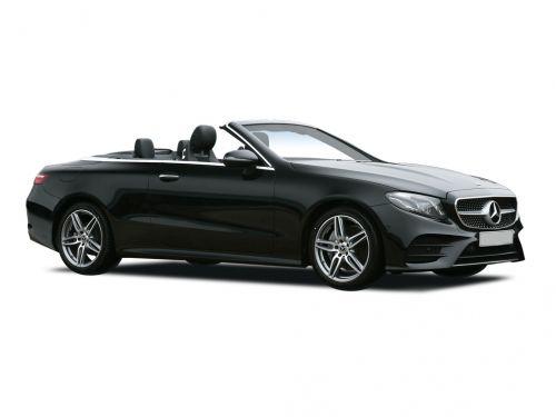 Mercedes Benz Lease Deals >> Mercedes Benz E Class Convertible