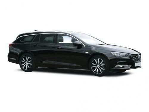vauxhall insignia diesel sports tourer 1.6 turbo d [136] design 5dr 2018 front three quarter