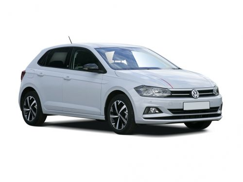 lease the volkswagen polo hatchback 1 0 tsi 115 r line 5dr leasecar uk. Black Bedroom Furniture Sets. Home Design Ideas