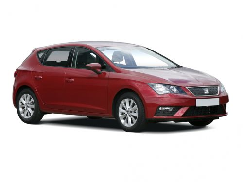 seat leon diesel hatchback 2019 front three quarter