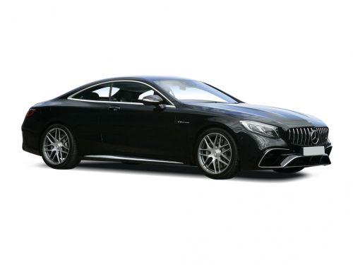 Lease The Mercedes Benz S Class Amg Coupe S63 612 2dr Auto