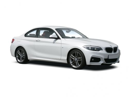 bmw 2 series coupe 218i m sport 2dr [nav] step auto 2017 front three quarter