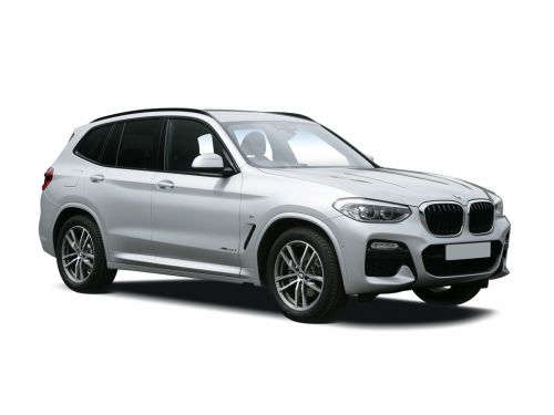 bmw x3 diesel estate xdrive20d m sport 5dr step auto 2017 front three quarter