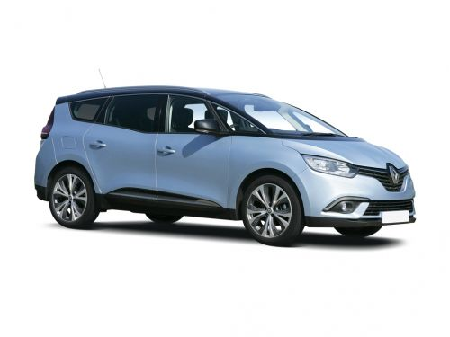 renault grand scenic estate 1.3 tce 140 play 5dr 2018 front three quarter