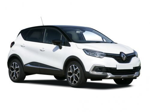renault captur hatchback 1.3 tce 130 iconic 5dr 2019 front three quarter